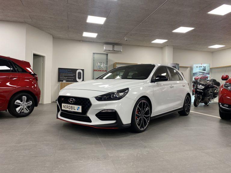 Read more about the article Hyundai i30N Til sølu