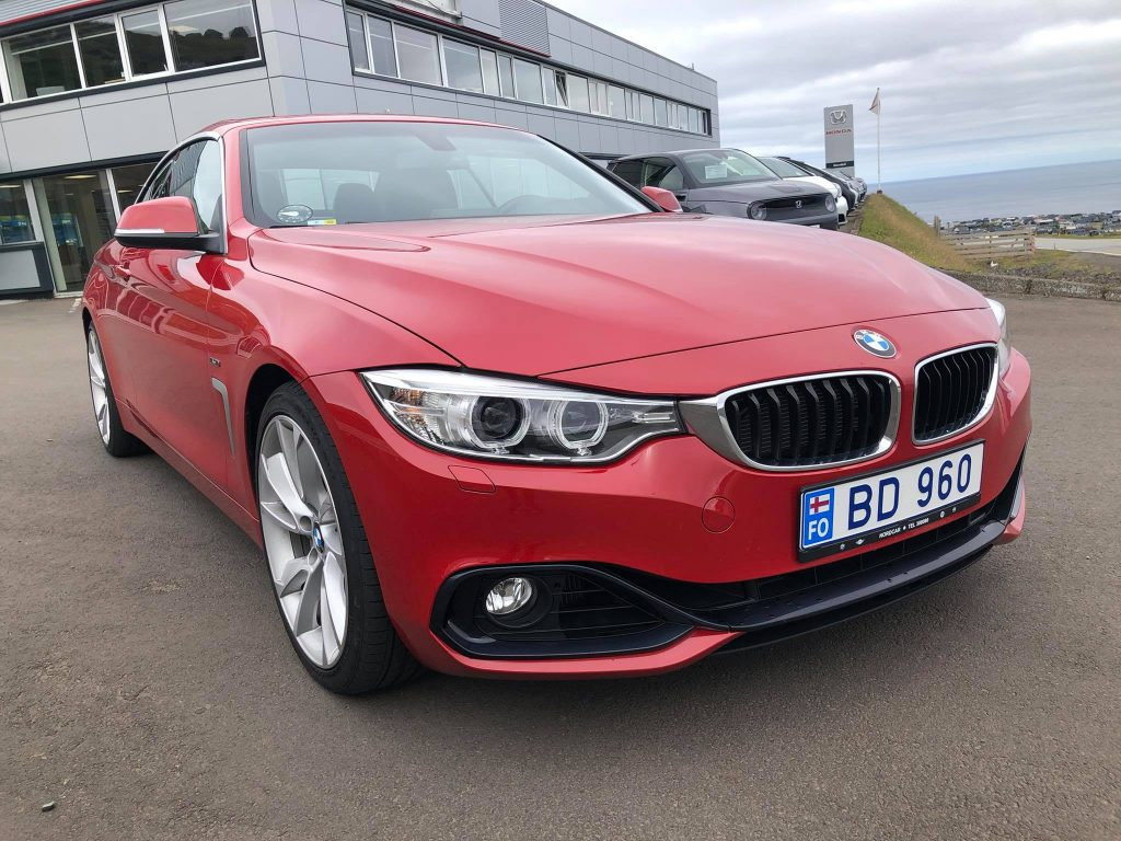 BMW 435i - BD960 (1)